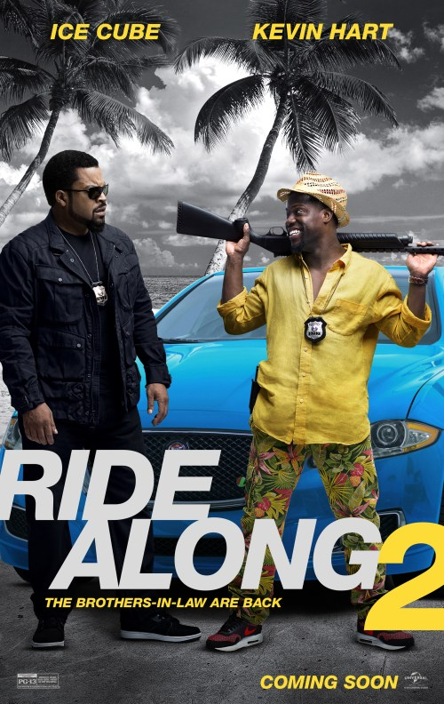 Ride Along 2 movie poster