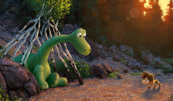 The Good Dinosaur Movie Image Released