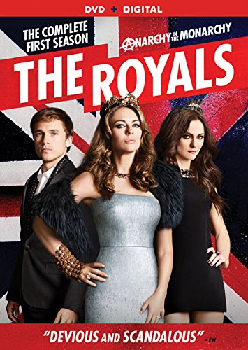 The Royals DVD Cover