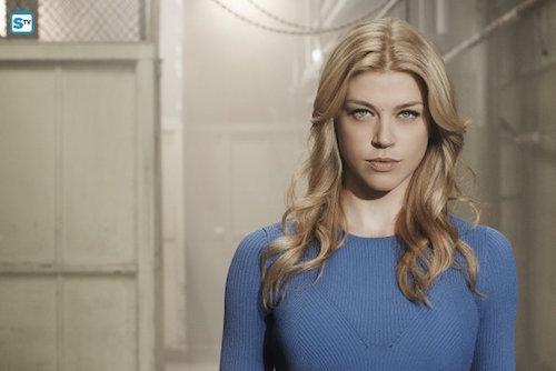 Adrianne Palicki Agents of SHIELD Season 3