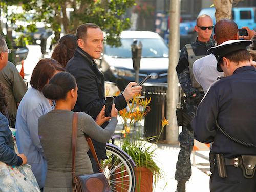 Agents of SHIELD Laws of Nature Clark Gregg