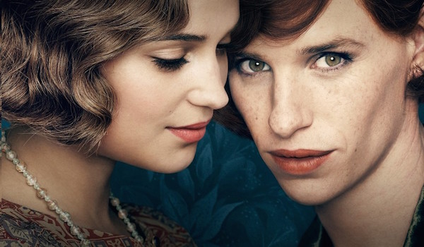 Alicia Vikander Eddie Redmayne The Danish Girl