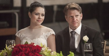 Alyssa Diaz Dash Mihok The Strain The Octopus
