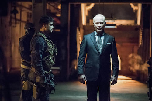 Neal McDonough Arrow Green Arrow