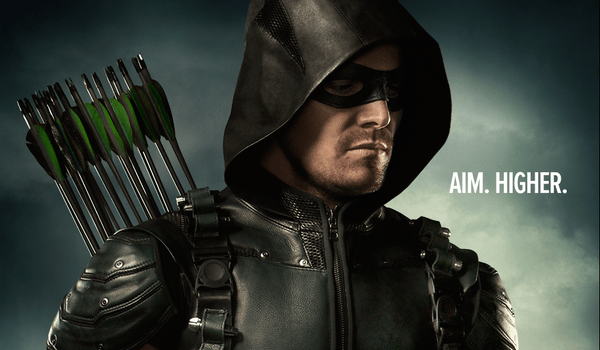 Arrow Season Four Poster