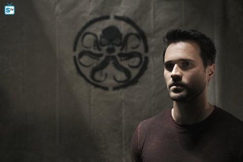 Brett Walton Grant Ward Agents of SHIELD Season 3