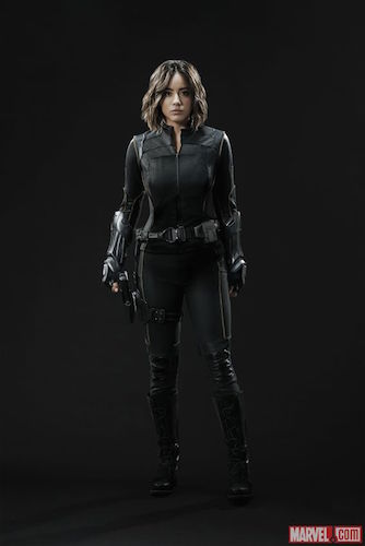 Chloe Bennet Quake Costume Agents of SHIELD