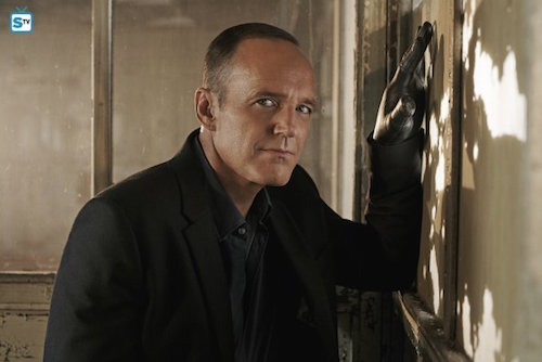 Clark Gregg Phil Coulson Agents of SHIELD Season 3