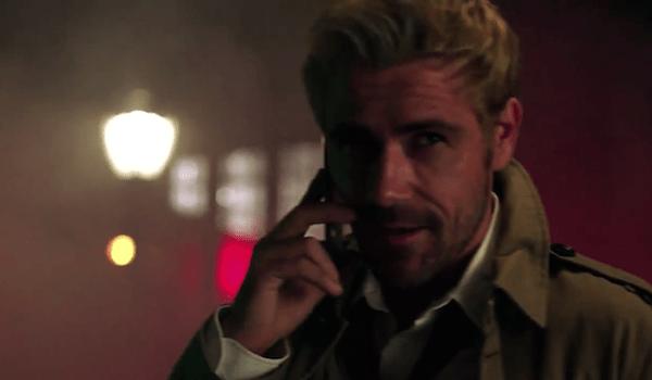 Matt Ryan Constantine Arrow Season Four Trailer