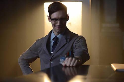 Cory Michael Smith Knock, Knock Gotham