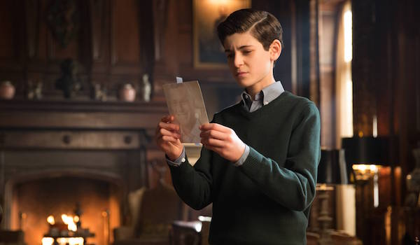 David Mazouz Gotham All Happy Families Are Alike