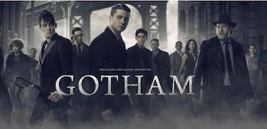 Gotham Season Two Banner