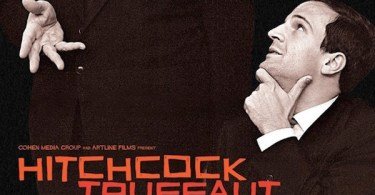 Hitchcock/Truffaut Poster Arrives