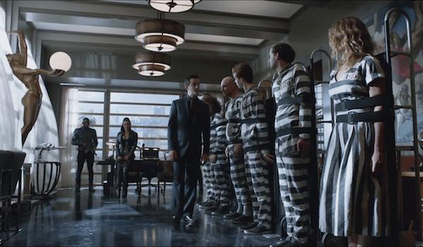 James Frain Damned If You Do Gotham