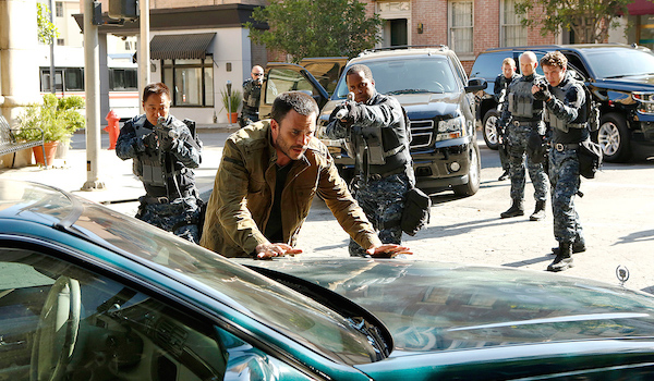 Juan Pablo Raba Agents of Shield Laws of Nature