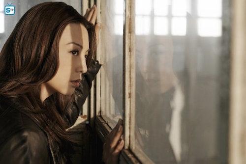 Ming-Na Wen Melinda May Agents of SHIELD Season 3