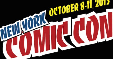 New York Comic Con 2015 Logo