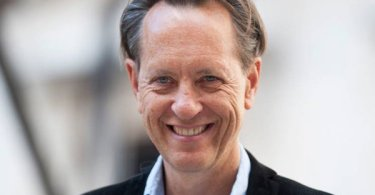Richard E Grant Smiling