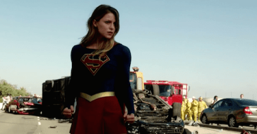 Melissa Benoist Supergirl New Trailer