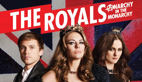 The Royals Season 1 TV show poster