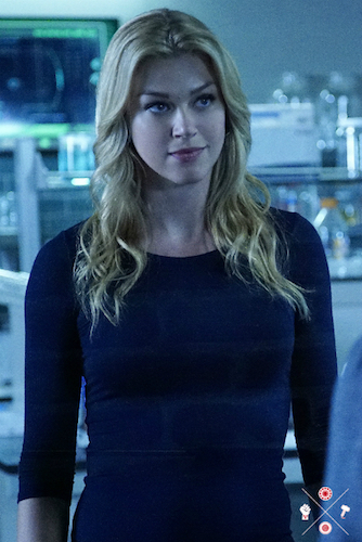 Adrianne Palicki Agents of SHIELD A Wanted Inhuman