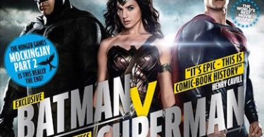 Batman v Superman Ben Affleck Gal Gadot Henry Cavill Total Film Cover