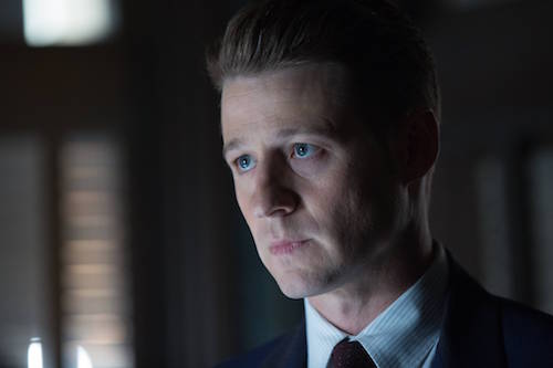 Ben McKenzie Tonight's The Night Gotham