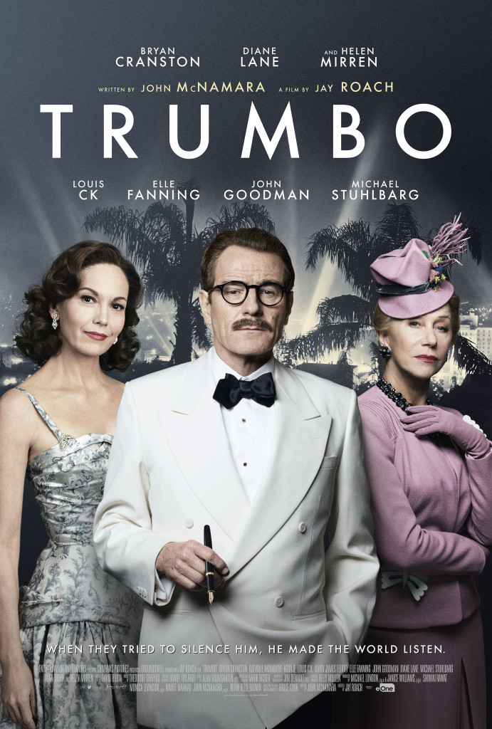 Trumbo International Movie Poster