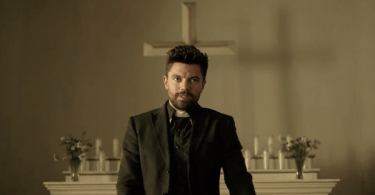 Dominic Cooper Preacher Teaser