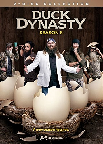 Duck Dynasty Season 8 DVD