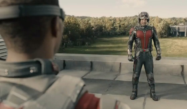 Falcon Ant-Man