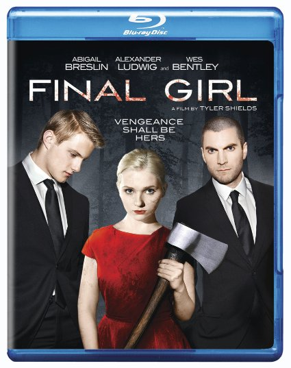 Final Girl Bluray