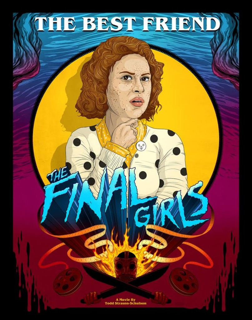 The Final Girls Character One-Sheets