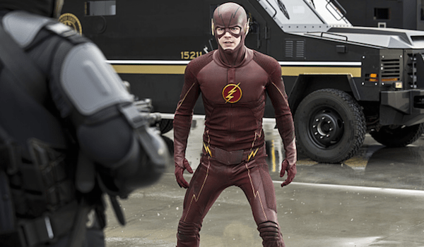 Grant Gustin The Flash Grodd Lives