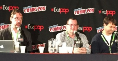 IDW Entertainment panel NYCC 2015