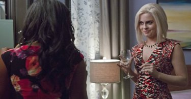 iZombie Real Dead Housewife of Seattle Rose McIver