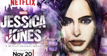 Jessica Jones TV Show Poster
