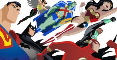 Justice League Animated Series Cartoon Network