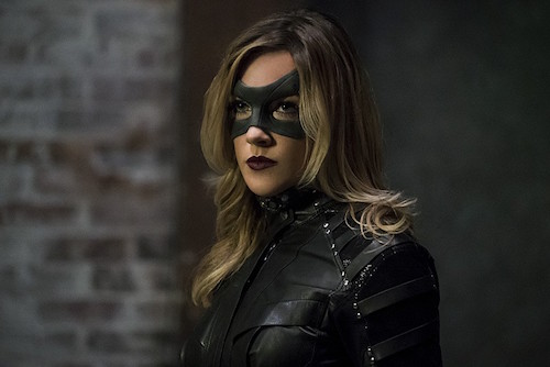 Katie Cassidy Arrow The Candidate