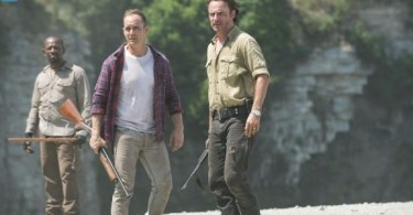 Lennie James Ethan Embry Andrew Lincoln The Walking Dead First Time Again