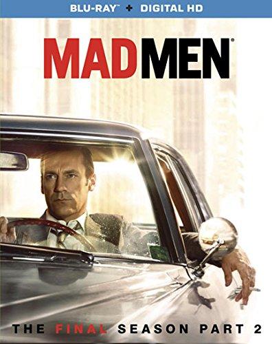 Mad Men The Final Season Part 2 Bluray