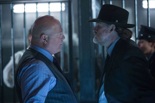 Michael Chiklis Donal Logue Tonight's The Night Gotham