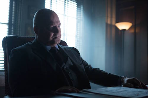 Michael Chiklis Tonight's The Night Gotham