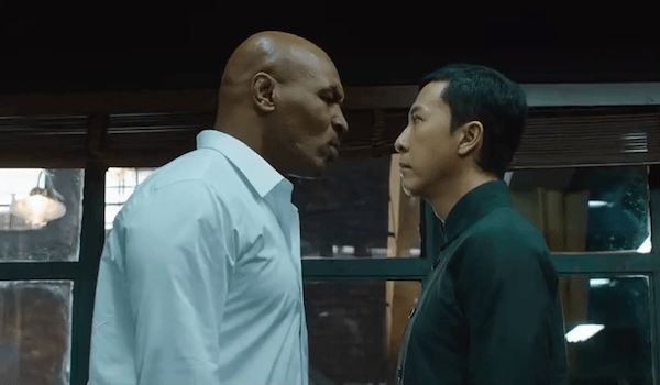 Mike Tyson Donnie Yen Ip Man 3 Yip Man 3