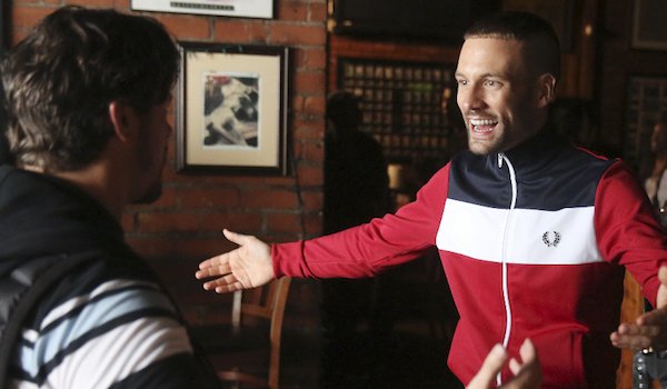 Nick Blood Agents of SHIELD A Wanted (Inhu)man
