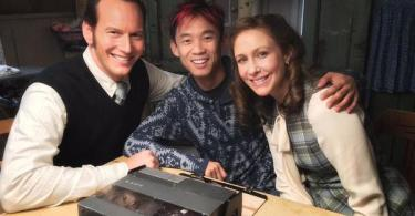 New The Conjuring 2: The Enfield Poltergeist Set photo
