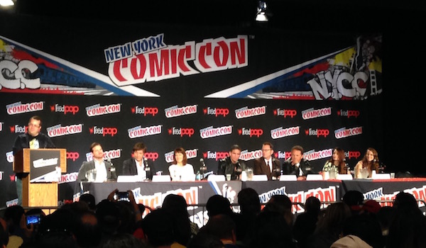 Person of Interest NYCC 2015