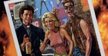 Preacher Comics