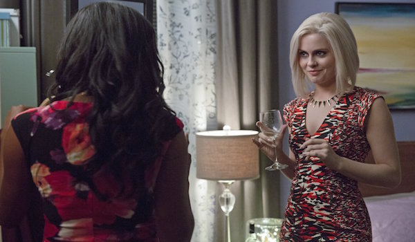 Rose McIver iZombie Real Dead Housewife of Seattle