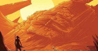 Star Wars: The Force Awakens IMAX Poster Arrives